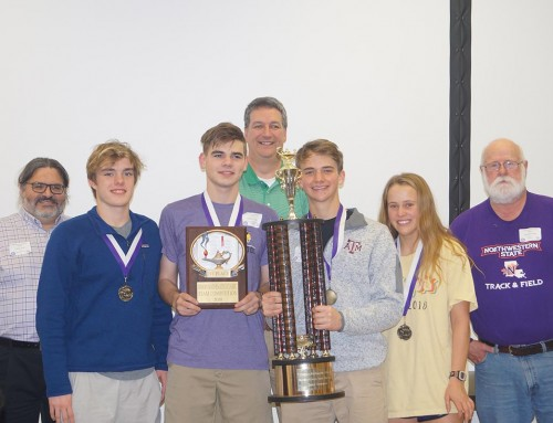 2018 Demon Mathematics Team Competition #1: C.E. Byrd HS (Purple)